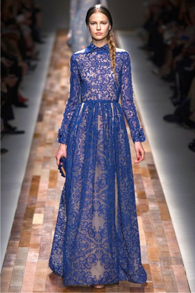 15. Valentino - Fall 2013 RTW - Ricamificio Paolo Italy - The Italian Embroidery