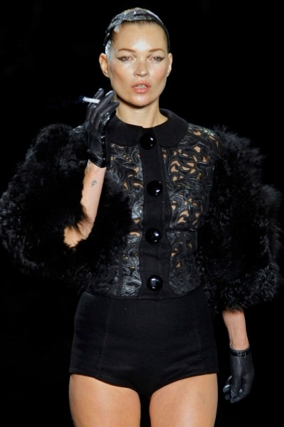 8. Kate Moss in LV - Ricamificio Paolo Italy - The Italian Embroidery