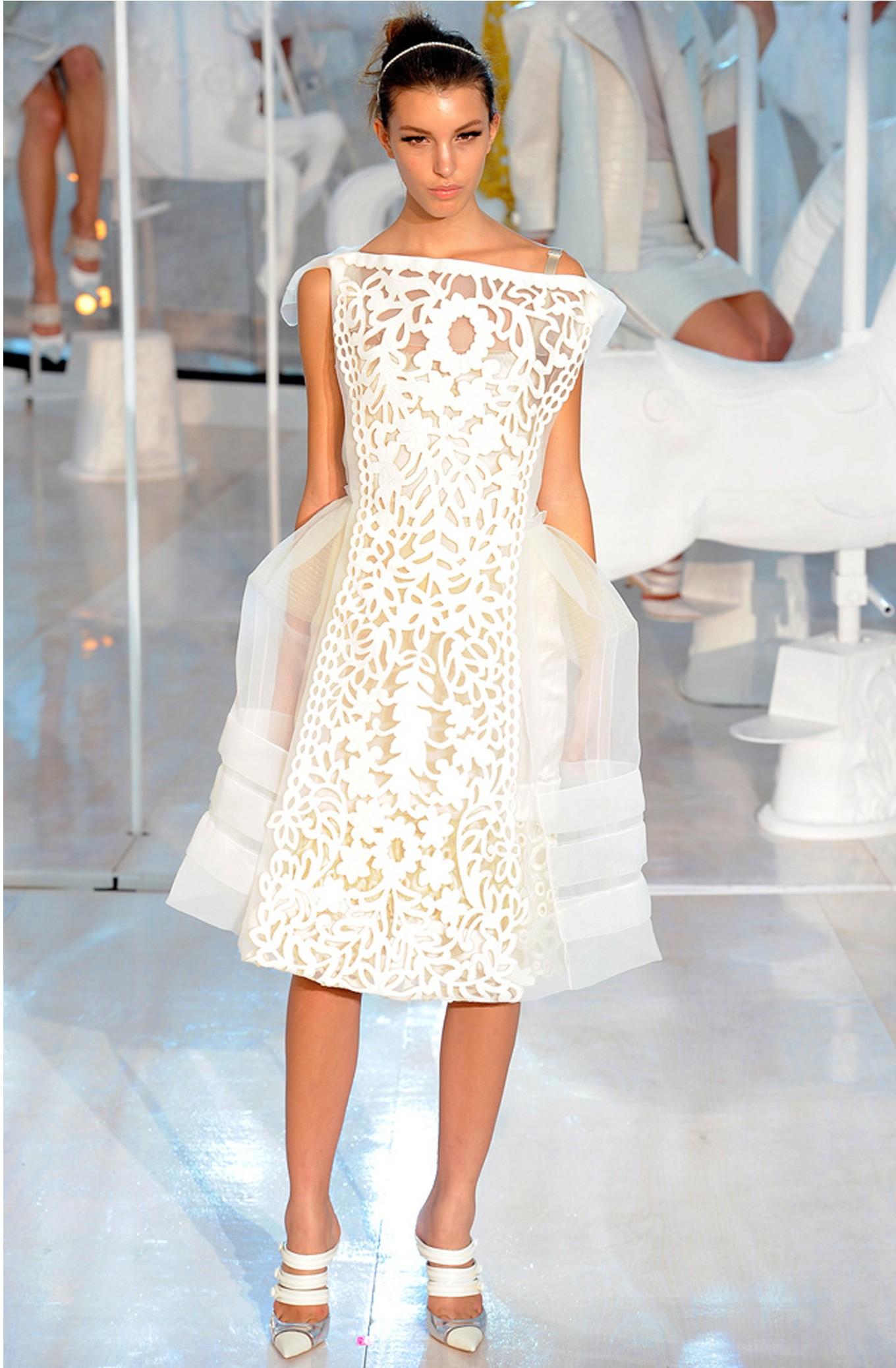 Louis Vuitton Spring 2012 RTW -- ST OK - Ricamificio Paolo Italy - The Italian Embroidery