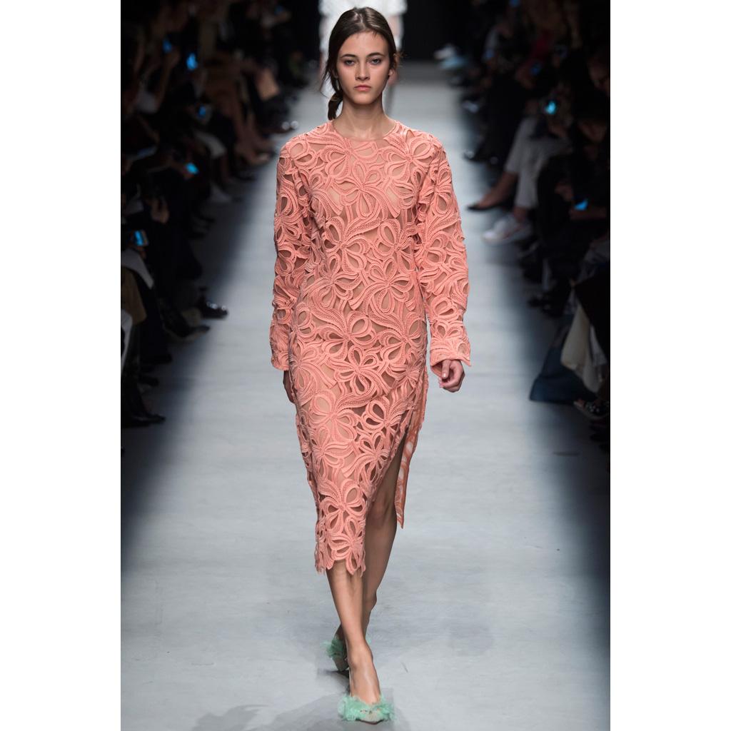 Rochas S162 - Ricamificio Paolo Italy - The Italian Embroidery