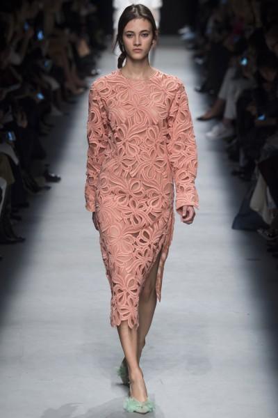Rochas - Spring 2016 RTW - Ricamificio Paolo Italy - The Italian Embroidery