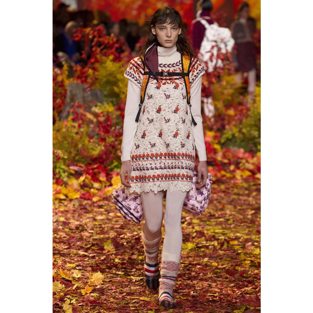 Moncler Fall17.2 - Ricamificio Paolo Italy - The Italian Embroidery