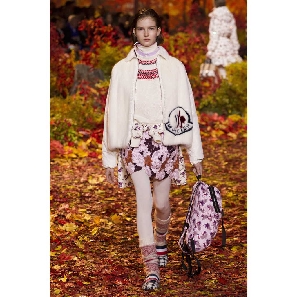 Moncler Fall17.3 - Ricamificio Paolo Italy - The Italian Embroidery