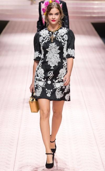 Dolce&Gabbana Spring 2019 RTW - Ricamificio Paolo Italy